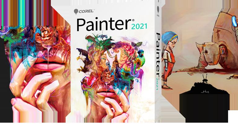 Painter 2021