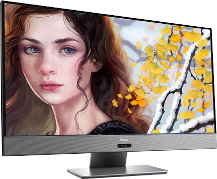 Dell Inspiron 27 7000 All-in-one, Corel Painter 2019