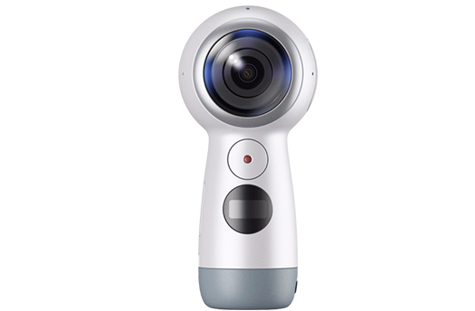 Use a 360˚ camera to capture your adventures.