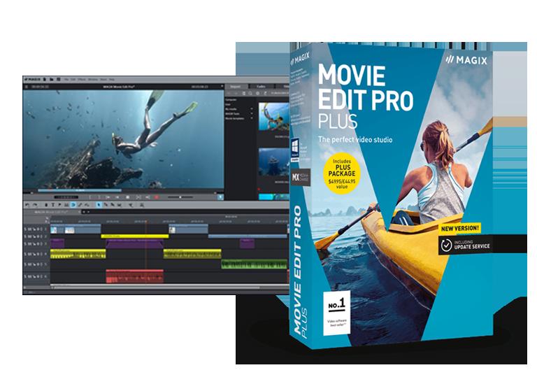 MAGIX Movie Edit Pro Plus - Ready to make something great?